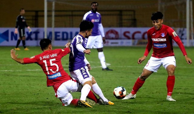 Vòng 2 V-League 2020: Nóng giữa mùa dịch