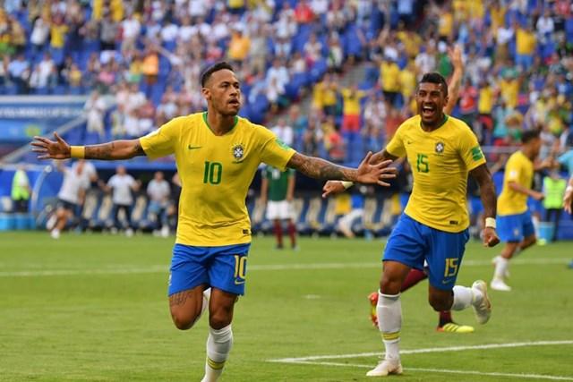Lập trình máy tính chọn Brazil vô địch