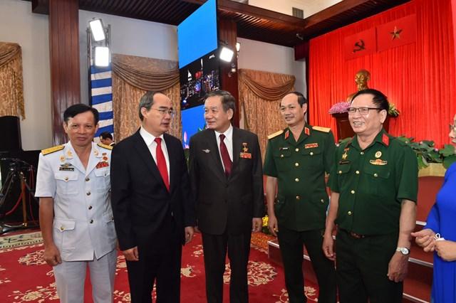 Tp Hcm Mit Tinh Kỷ Niệm 45 Năm Ngay Giải Phong Miền Nam Thống Nhất đất
