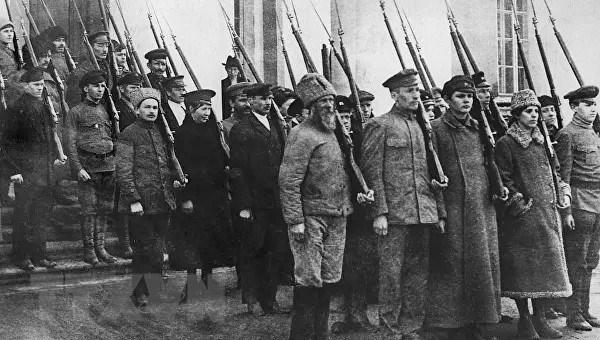 [ẢNH] Cách mạng Tháng Mười Nga - mốc mới trong lịch sử của nhân loại - 13