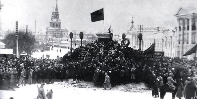 [ẢNH] Cách mạng Tháng Mười Nga - mốc mới trong lịch sử của nhân loại - 23