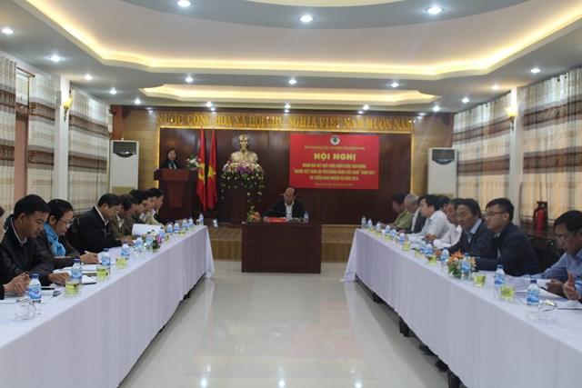 Đánh giá kết quả CVĐ 'Người Việt Nam ưu tiên dùng hàng Việt Nam' năm 2017 - 1