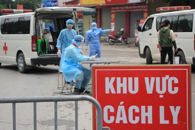 Không có thêm ca mắc mới Covid-19 ở Việt Nam đến sáng 9/4