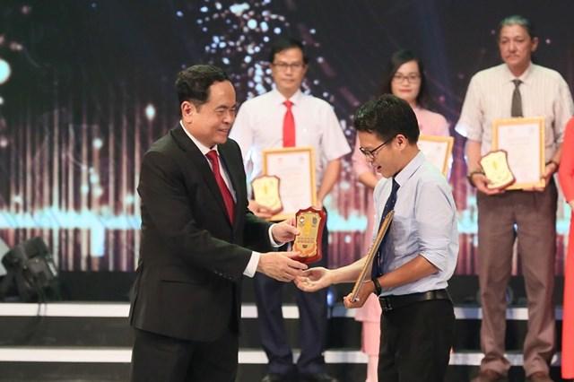 [ẢNH] Lễ trao giải 'Báo chí với công tác đấu tranh phòng, chống tham nhũng, lãng phí' lần thứ hai  - 9