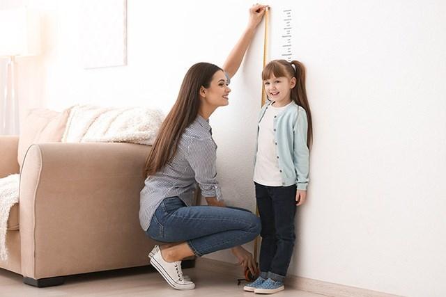 'Con tôi sẽ cao bao nhiêu?'