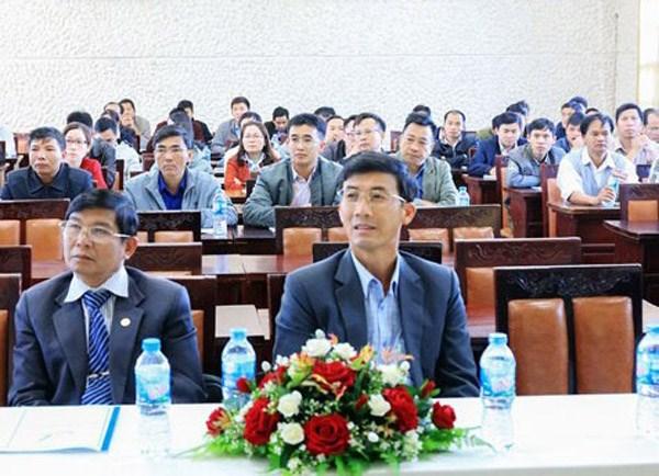Lâm Đồng: Tập huấn nghiệp vụ thanh tra nhân dân cho gần 150 cán bộ, công chức, viên chức