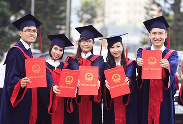 Bằng tốt nghiệp đại học mới: Sẽ cấp cùng phụ lục văn bằng