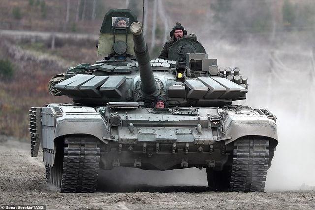 [ẢNH] Bên trong nhà máy sản xuất siêu tăng huyền thoại của Nga - 7