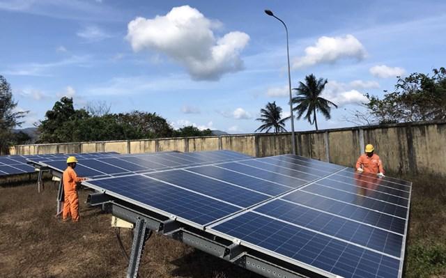 Phát triển năng lượng nhanh và bền vững