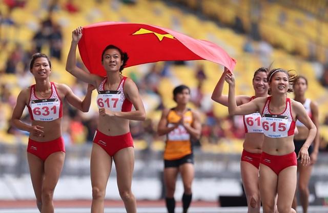 Đoàn Thể thao Việt Nam hướng tới SEA Games 30: Vượt khó, mục tiêu Top 3