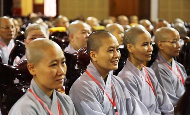 Khai mạc Hội thảo 'Nữ Phật tử với Phật giáo Việt Nam' - 1