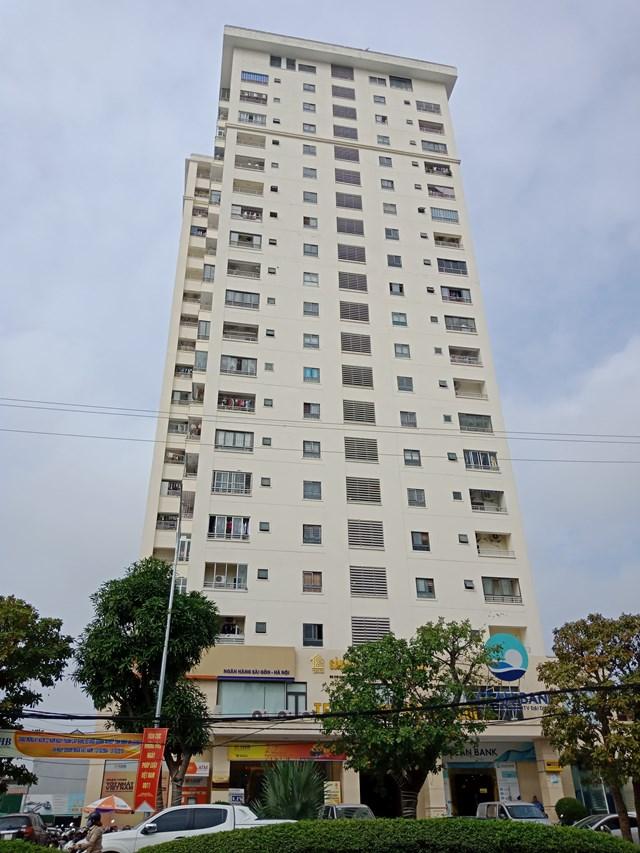 Nghệ An: Hàng loạt sai phạm tại các chung cư cao tầng