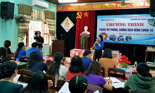 Bảo hiểm xã hội Việt Nam chung tay phòng, chống dịch Covid-19