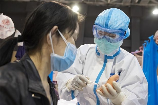 Thêm 9 bệnh nhân, Việt Nam có 132ngườimắc Covid-19