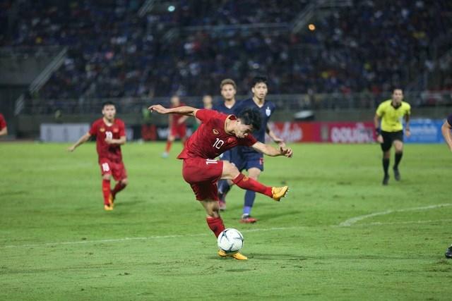 Thái Lan 0-0 Việt Nam: Bất phân thắng bại - 2