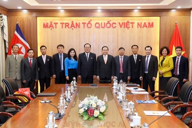 Thúc đẩy quan hệ hữu nghị truyền thống giữa nhân dân hai nước Việt Nam – Triều Tiên - 4