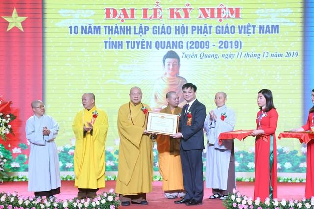 Phật giáo Tuyên Quang phát huy tinh thần đoàn kết - 3