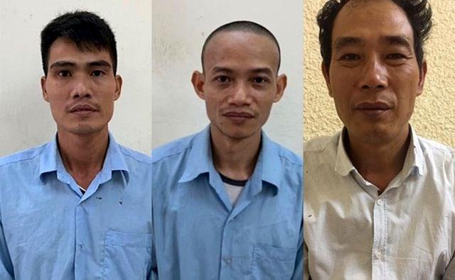 Bắt nhóm đối tượng gây ra hàng loạt vụ cướp giật trên phố Hà Nội