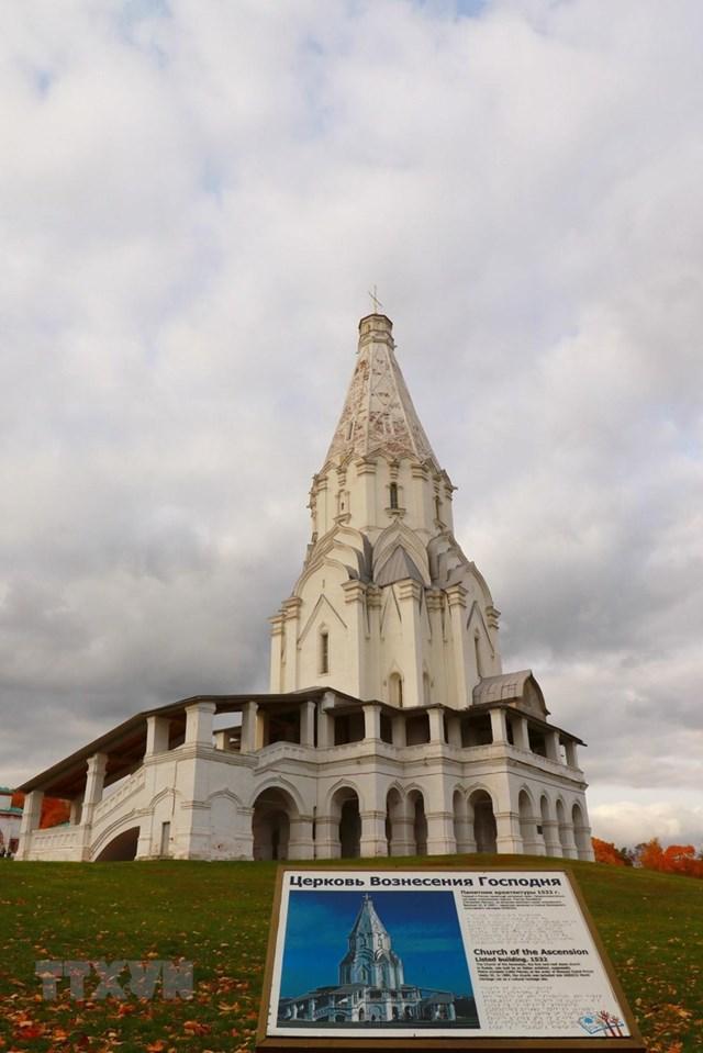 [ẢNH] Rực rỡ mùa thu vàng nước Nga - 6