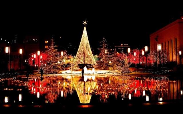 [ẢNH] Chiêm ngưỡng thủ đô các nước lộng lẫy đón Giáng sinh - 14