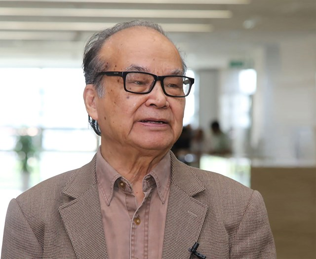 VS.GS.TSKH Trần Đình Long: Giá điện tính trên đầu người mới đảm bảo công bằng - 1