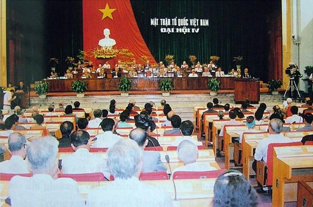 Chào mừng Đại hội đại biểu toàn quốc MTTQ Việt Nam lần thứ IX, nhiệm kỳ 2019-2024 - Bài 4: Đại hội IV: Củng cố và tăng cường khối đại đoàn kết dân tộc