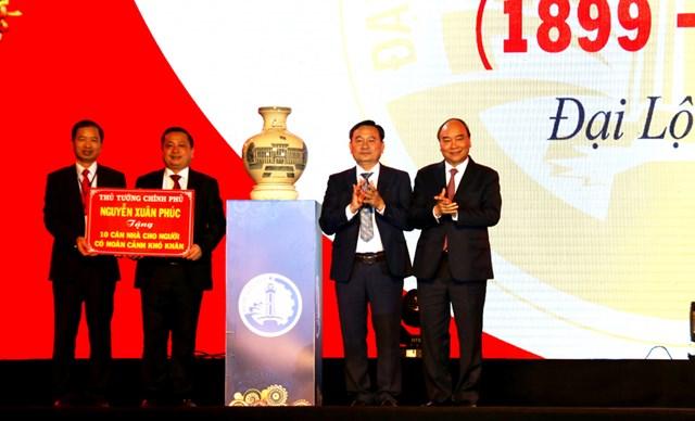 Thủ tướng Nguyễn Xuân Phúc dự kỷ niệm 120 năm thành lập huyện Đại Lộc (Quảng Nam)