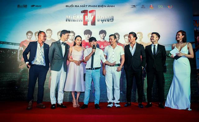 '11 Niềm hy vọng': Điều chưa từng có sau một tuần phim ra rạp