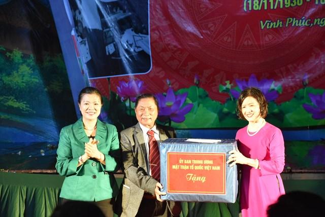 Hà Nội: Ấm áp Ngày hội Đại đoàn kết toàn dân tộc phường Vĩnh Phúc