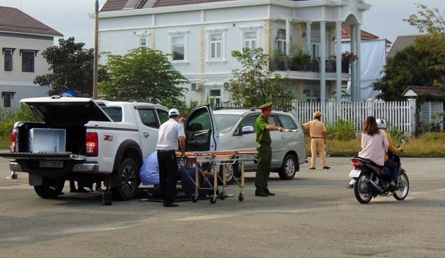Quảng Nam: Diễn tập ứng phó sự cố bức xạ và hạt nhân - 1