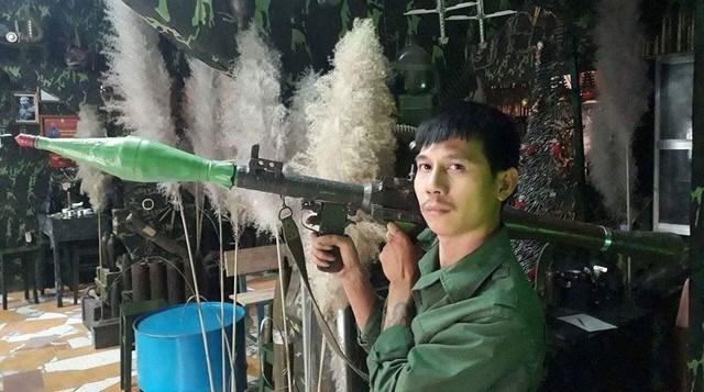 Một người Hà Nội kiện Công an TP Hà Giang thu hồi sai 1,5 tấn kỷ vật chiến tranh