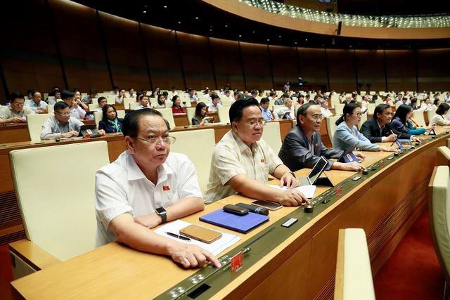 Quốc hội 'duyệt' chi ngân sách gần 1,1 triệu tỷ đồng trong năm 2020 - 1