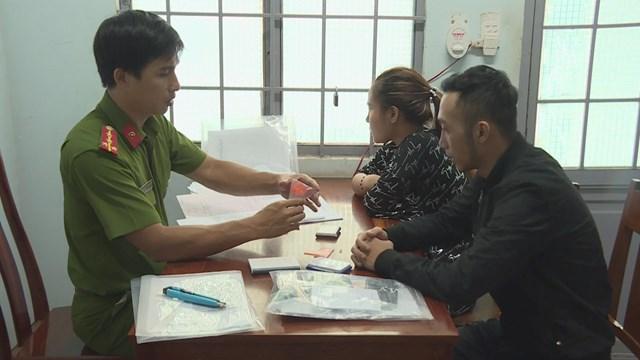 Đắk Lắk: Khởi tố đôi tình nhân làm giả sổ đỏ đi thế chấp