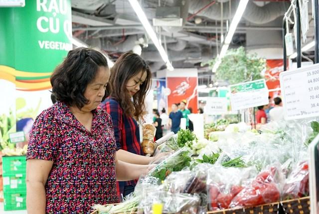 Xu hướng tiêu dùng: Sản phẩm nông sản sạch