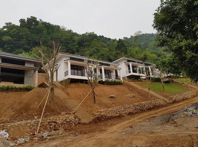 Hòa Bình: Dự án Khu nghỉ dưỡng 'ma' được rao bán rầm rộ?