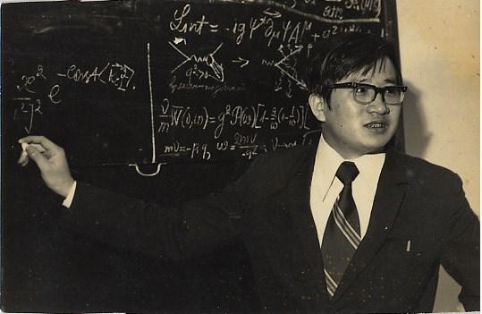 Nghị lực và tâm huyết của một nhà khoa học