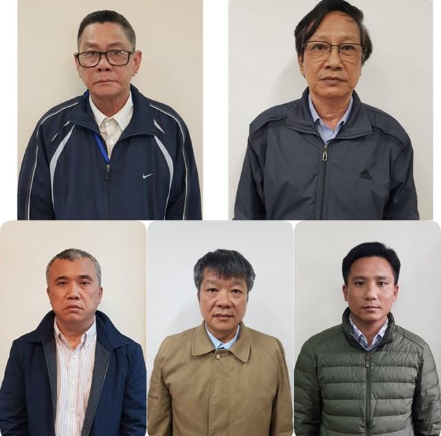 Sai phạm trong Dự án đường cao tốc Đà Nẵng - Quảng Ngãi: Khởi tố thêm 5 bị can