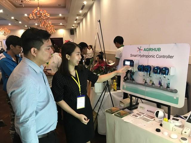 Gần 200 dự án khởi nghiệp trong và ngoài nước quy tụ tại Vietnam Startup Day 2019 - 1
