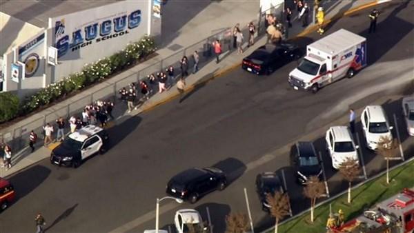 Nghi phạm 16 tuổi xả súng tại trường học ở Mỹ làm 2 người chết trước khi tự tử