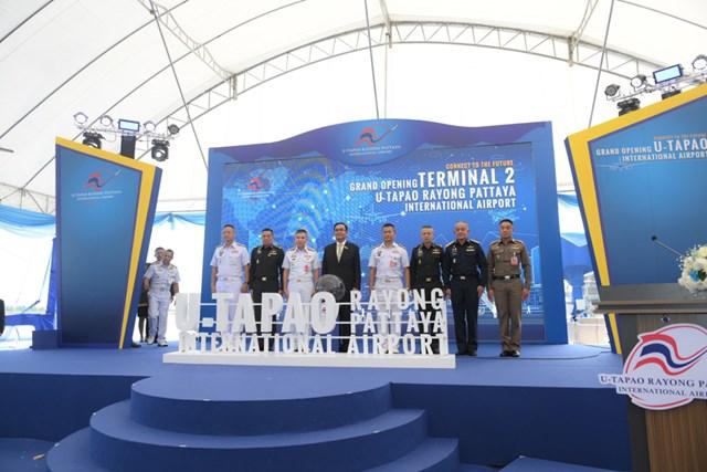 Thủ tướng Thái Lan chúc mừng Vietjet tại lễ ra mắt đường bay TP HCM - Pattaya