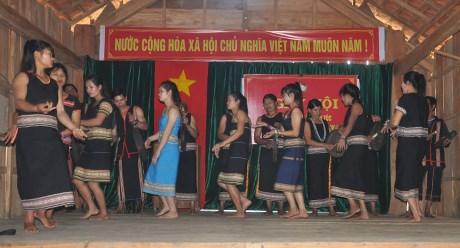 Kon Tum: Rội ràng Ngày hội Đại đoàn kết toàn dân tộc thôn Kon Plông