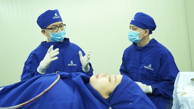 Thẩm mỹ viện Gangwhoo chung tay vì trách nhiệm xã hội - 3