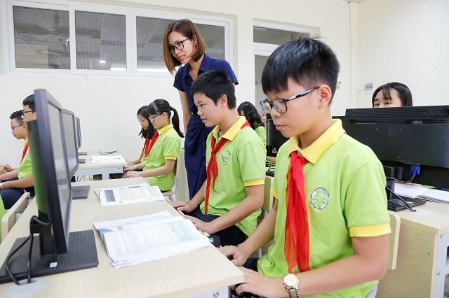 Tập huấn giáo viên chương trình giáo dục phổ thông mới: Chú trọng bồi dưỡng tại chỗ
