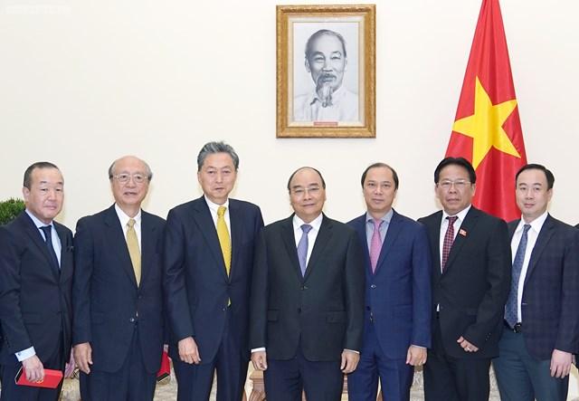 Thủ tướng tiếp Viện trưởng Viện Nghiên cứu Đông Á (Nhật Bản) - 1