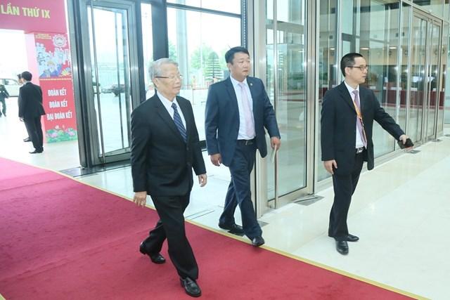 [ẢNH] Lãnh đạo Đảng, Nhà nước dự Khai mạc Đại hội toàn quốc MTTQ Việt Nam lần thứ IX - 5