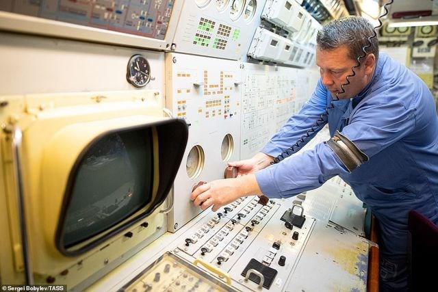 [ẢNH] Cuộc sống nhà binh bên trong tàu ngầm lớn nhất thế giới của Nga - 2