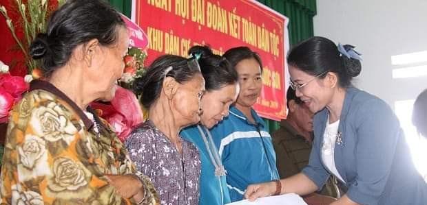 Bình Định: Ngày hội Đại đoàn kết toàn dân tộc điểm thôn Xuân Phương