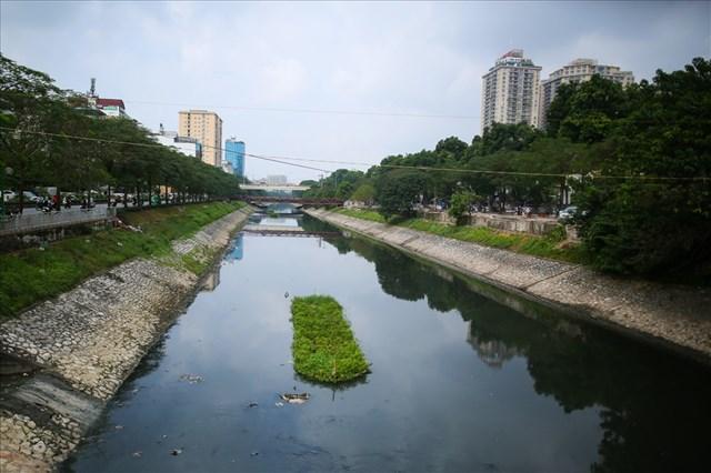Phương án mới hồi sinh sông Tô Lịch