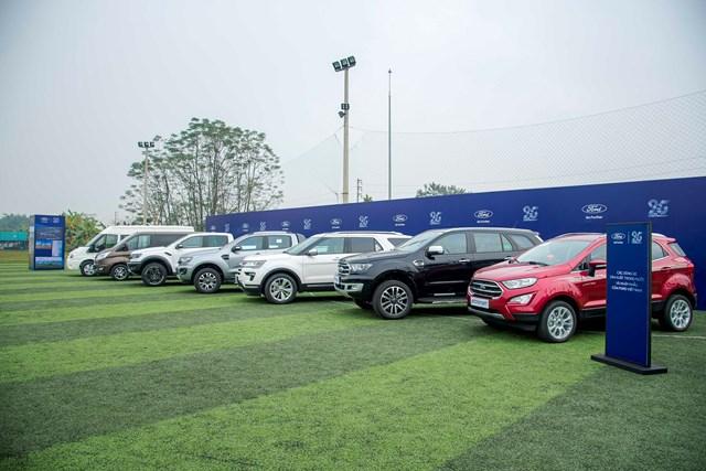Ford Việt Nam rót thêm hơn 1.900 tỷ đồng vào nhà máy tại Hải Dương - 1