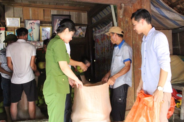 'Giải cứu' bưởi cho nông dân vùng lũ – lan tỏa hành động đẹp - 2